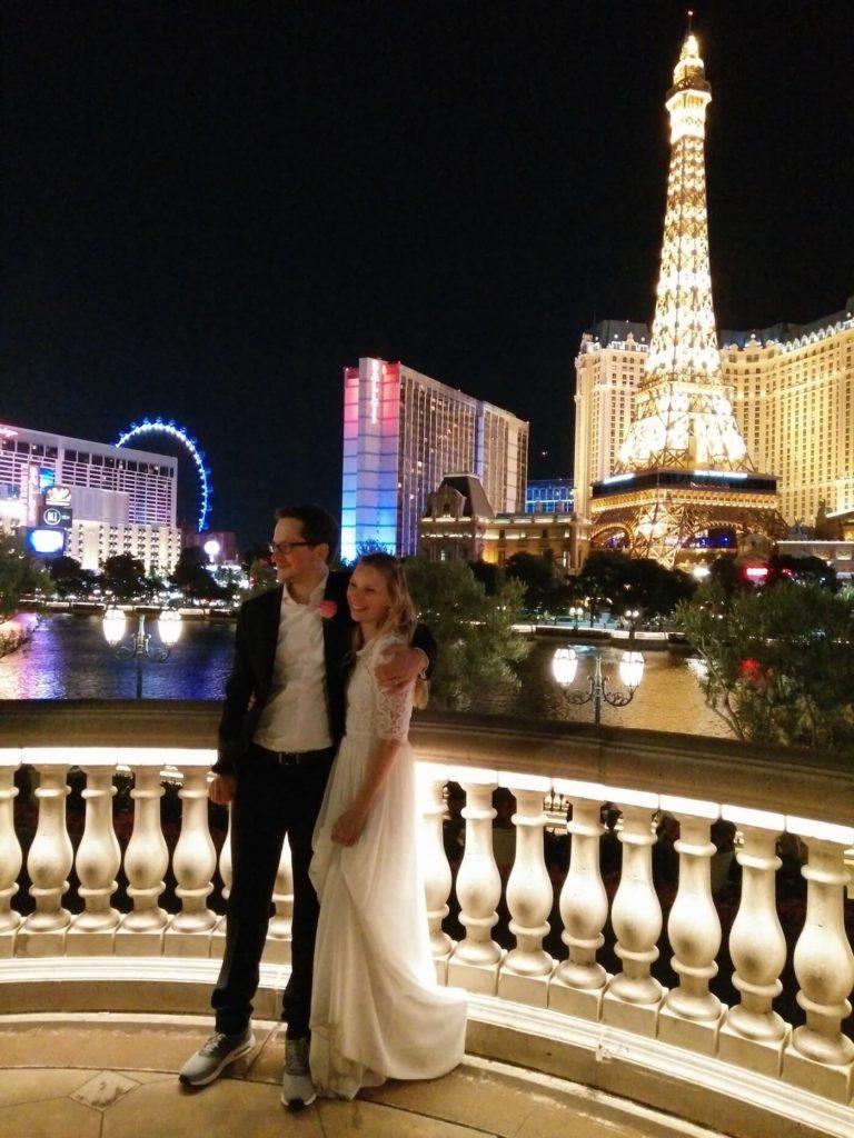 Laura und Julian Stark - Las Vegas Wedding