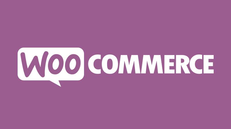 WordPress Plugin - WooCommerce